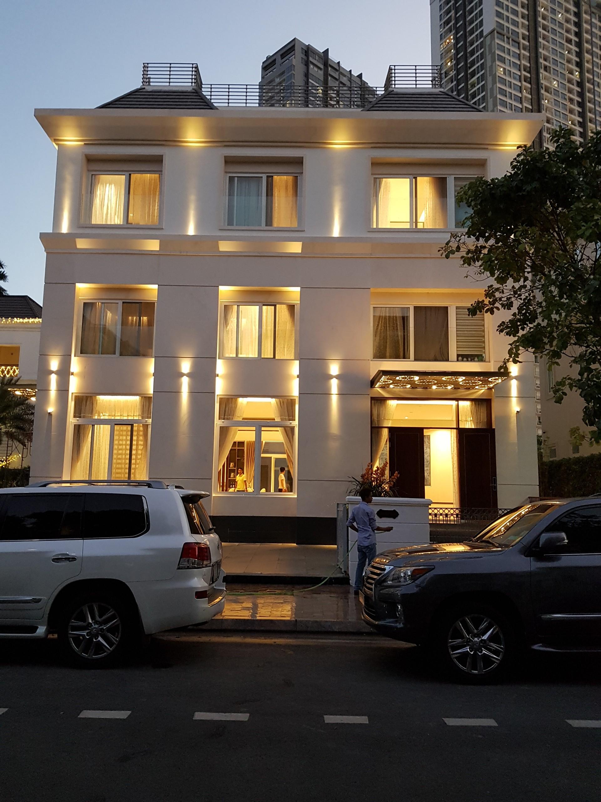 Biệt thự Vinhomes - Quận Bình Thạnh