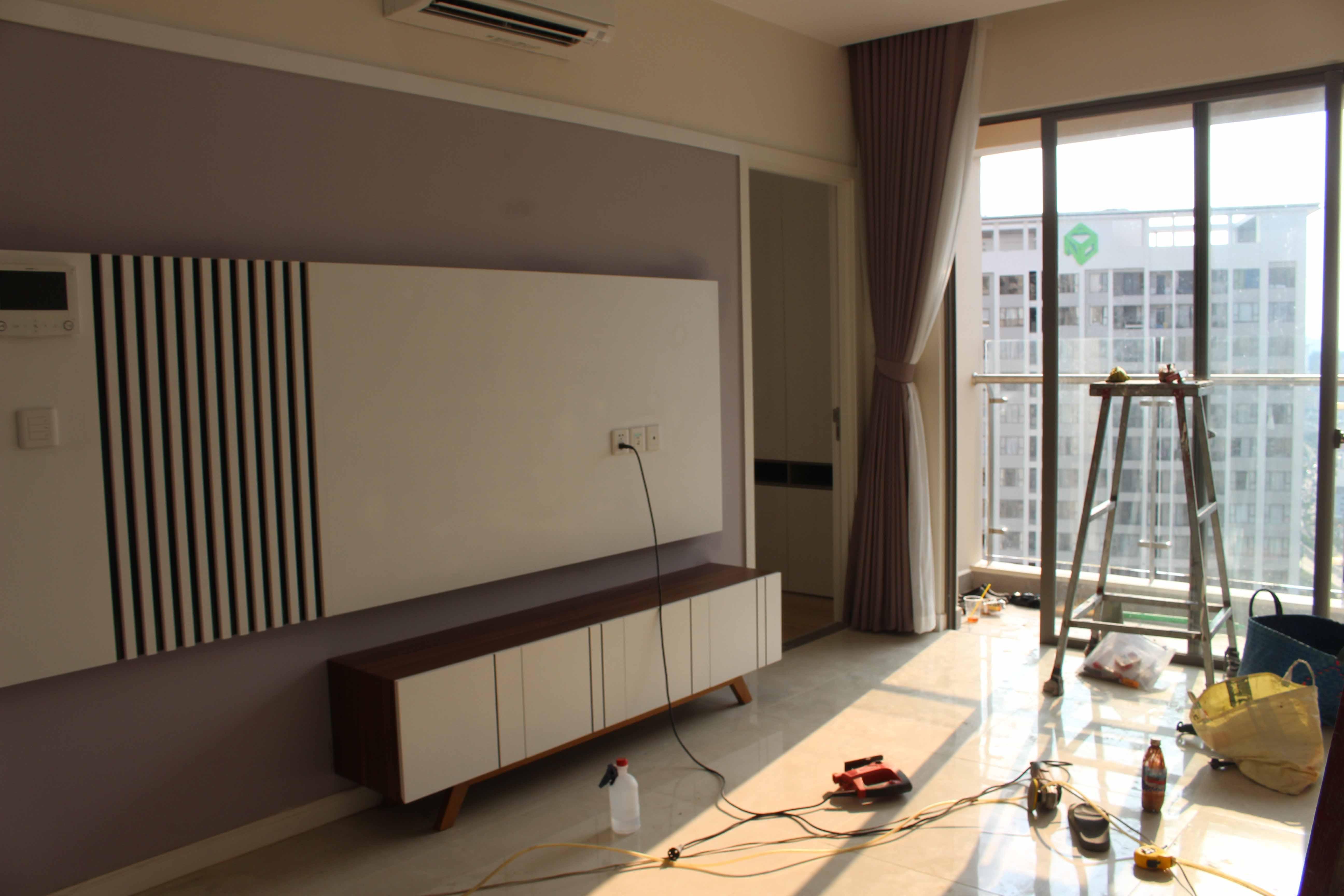 Drhome-hoàn thiện căn hộ milenium-q4
