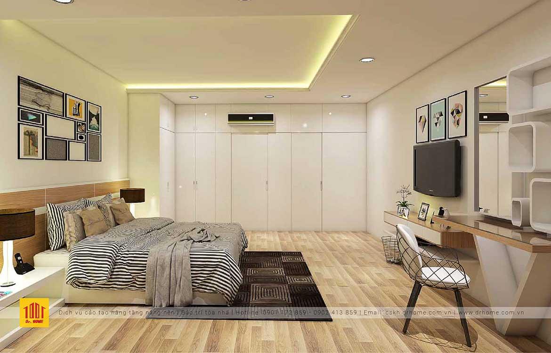 Hoàn thiện nội thất nhà ở giá rẻ