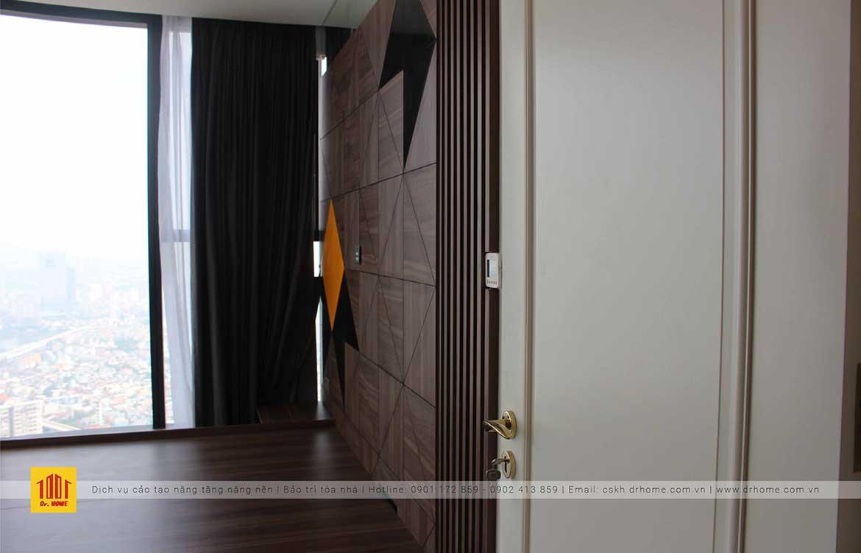 Không gian bên trong căn hộ Vinhome Golden River