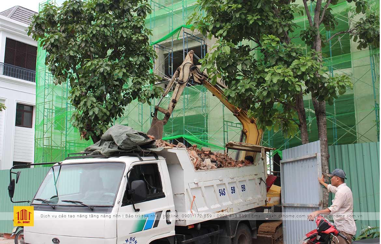 Công ty xây dựng biệt thự TPHCM