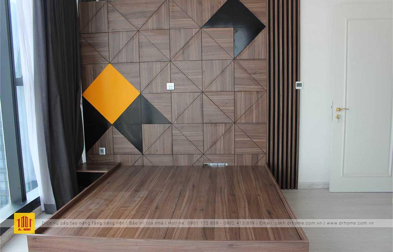 Lắp đặt nội thất căn hộ Vinhome Golden River