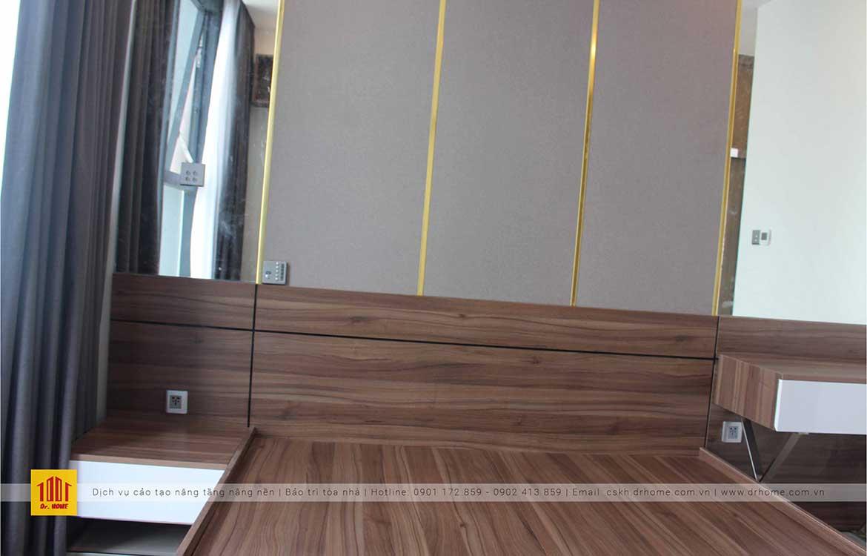 Thi công hoàn thiện căn hộ Vinhome Golden River