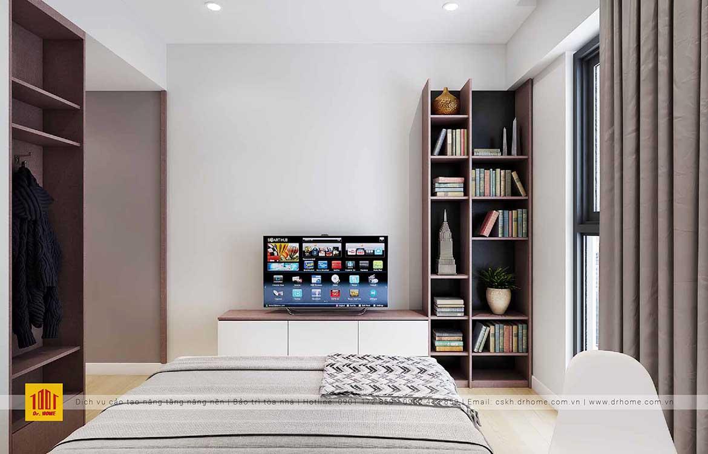 Dr. Home thiết kế căn hộ Millenium