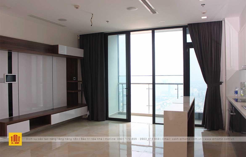 Nội thất căn hộ Vinhome Golden River