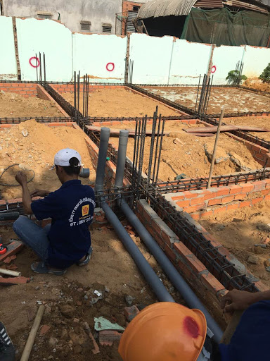 Repair water supply and drainage system