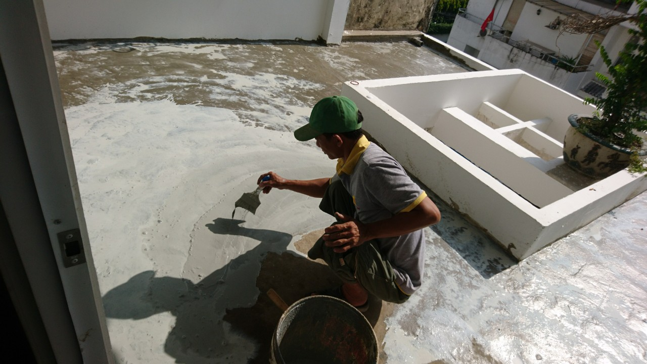 Waterproofing and leak proof service