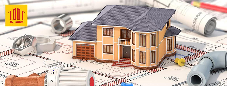 Dịch vụ hoàn thiện nhà đã xây thô từ Công ty Dr Home