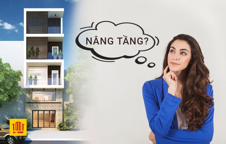 Hồ sơ xin giấy phép cải tạo nâng tầng nhà ở Hồ Chí Minh