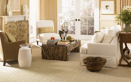 Thảm lót sàn cần được bảo quản để dùng được lâu hơn