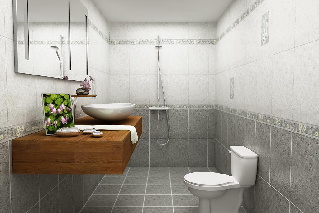 Gạch ốp cho phòng tắm