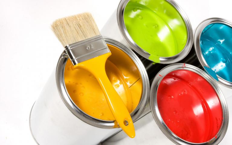 sơn nước nội thất và ngoại thất