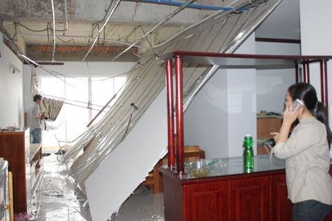 Sửa chữa trần nhà