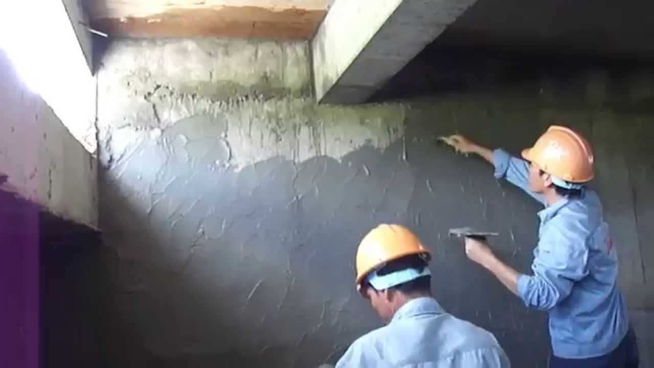Chống thấm cho tường nhà
