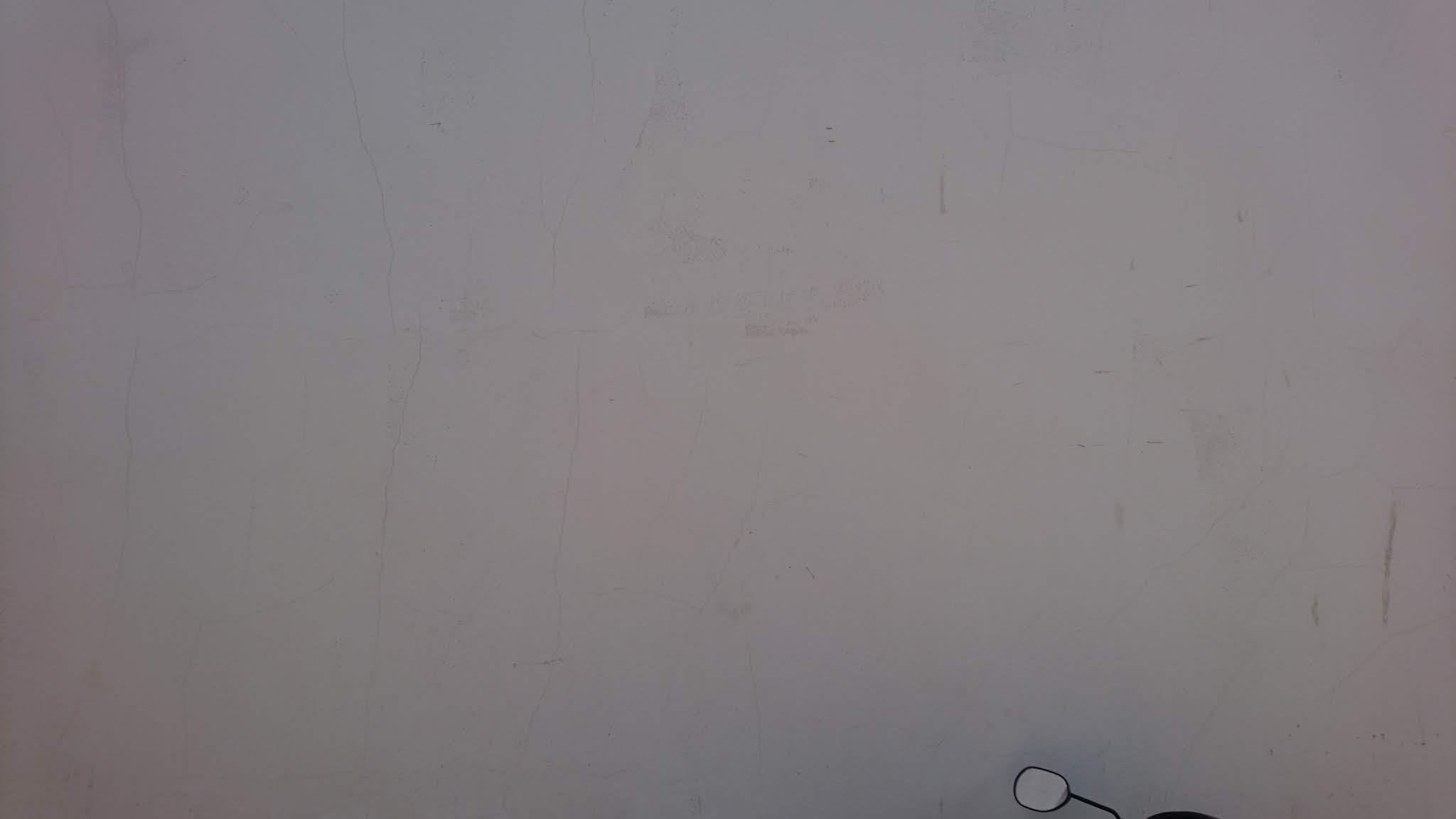 Các vệt ố tường trong nhà