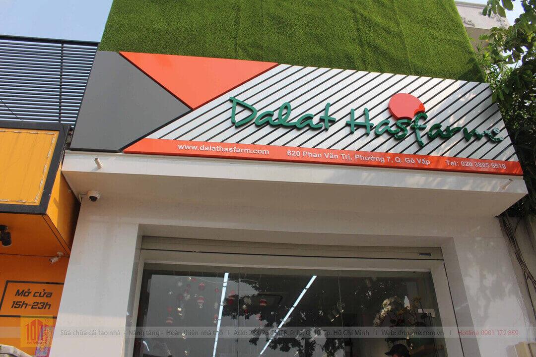 Drhome cai tao showroom hoa Dalat Hasfarm 620 PVT Go Vap