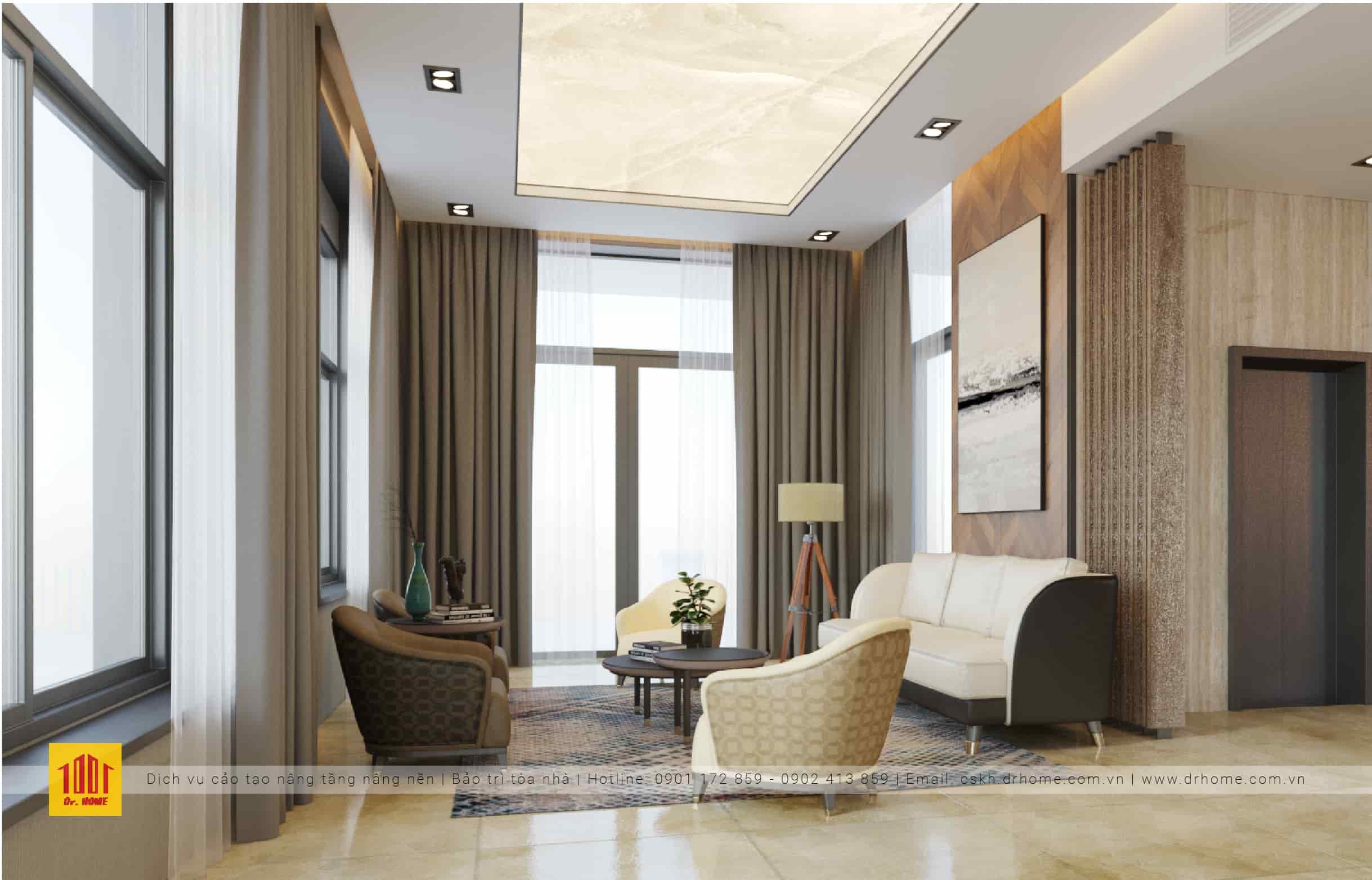 Doctor Home thiết kế mẫu nhà biệt thự đẹp