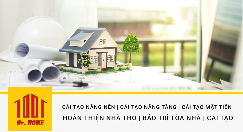 Dịch vụ nâng nền cho ngôi nhà của bạn