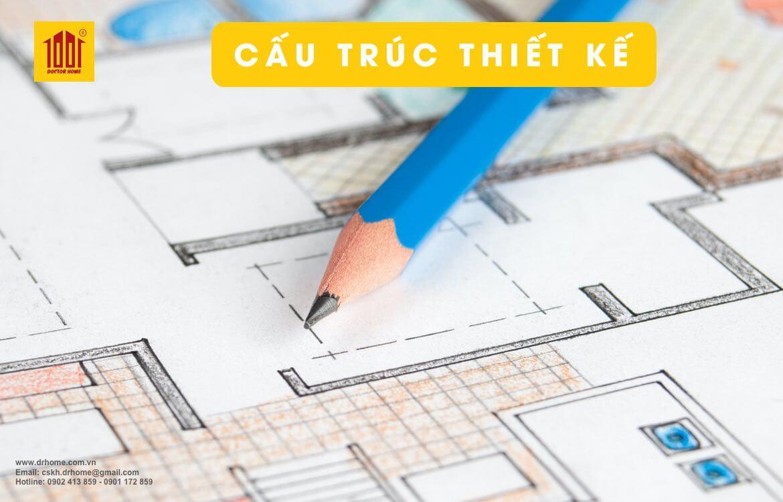 Cấu trúc thiết kế của ngôi nhà phụ thuộc vào kiến trúc sư, nhưng bạn phải là người quyết định xem bạn có thích nó hay không?