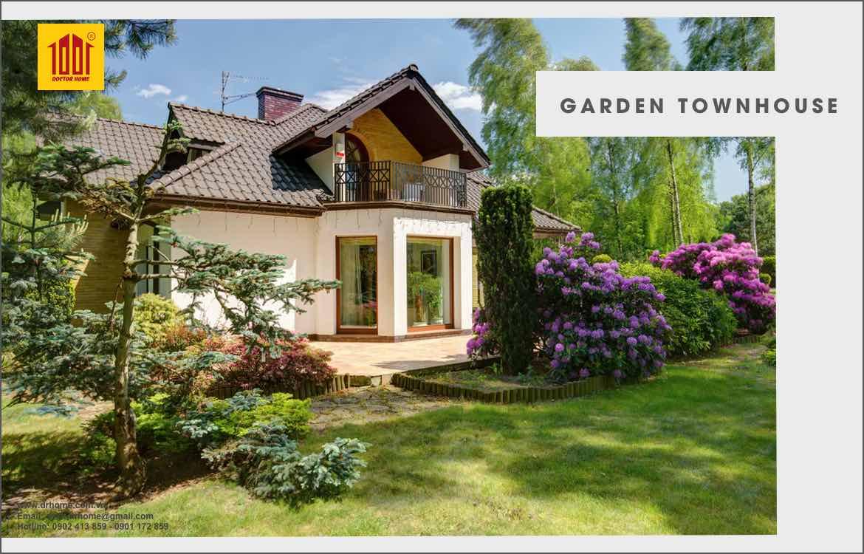 Garden Townhouse