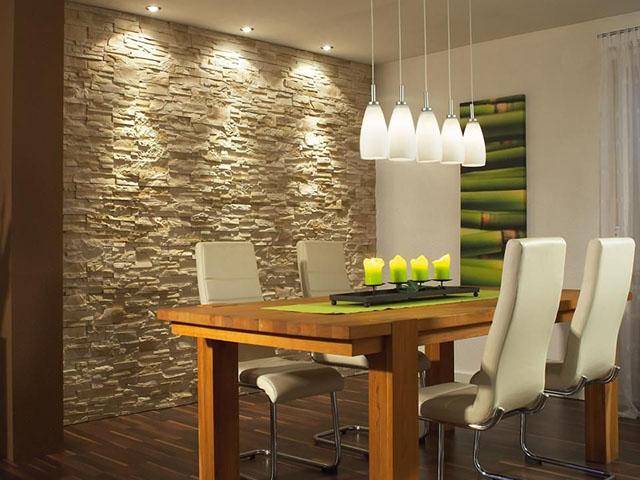 Thiết kế mẫu phòng ăn đơn giản và ấm cúng cho gia đình
