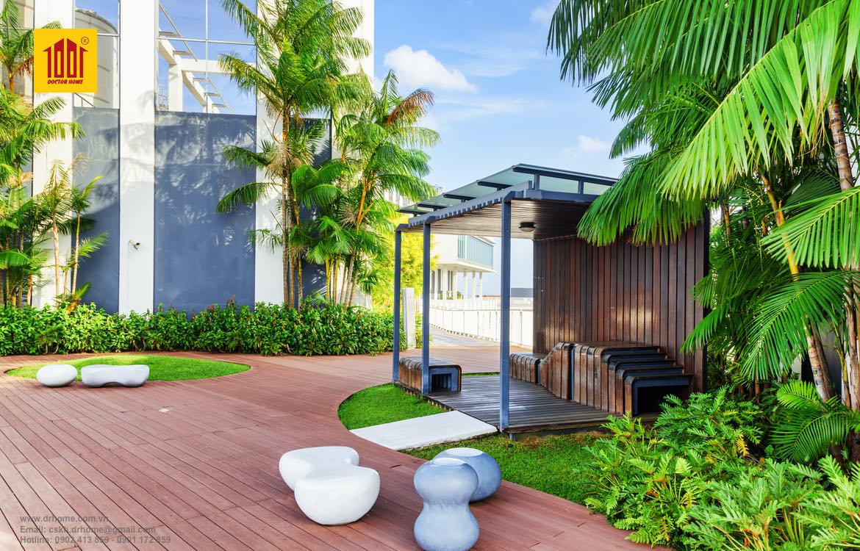 Cách thiết kế sân thượng đẹp cho ngôi nhà