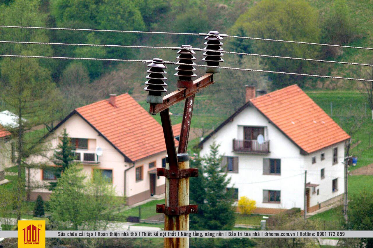 Những Lưu Ý Về Hệ Thống Điện Khi Cải Tạo Nhà