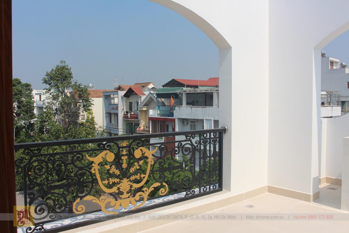 Doctor Home xay nha tron goi cho chi Huong o Binh Thanh view 11