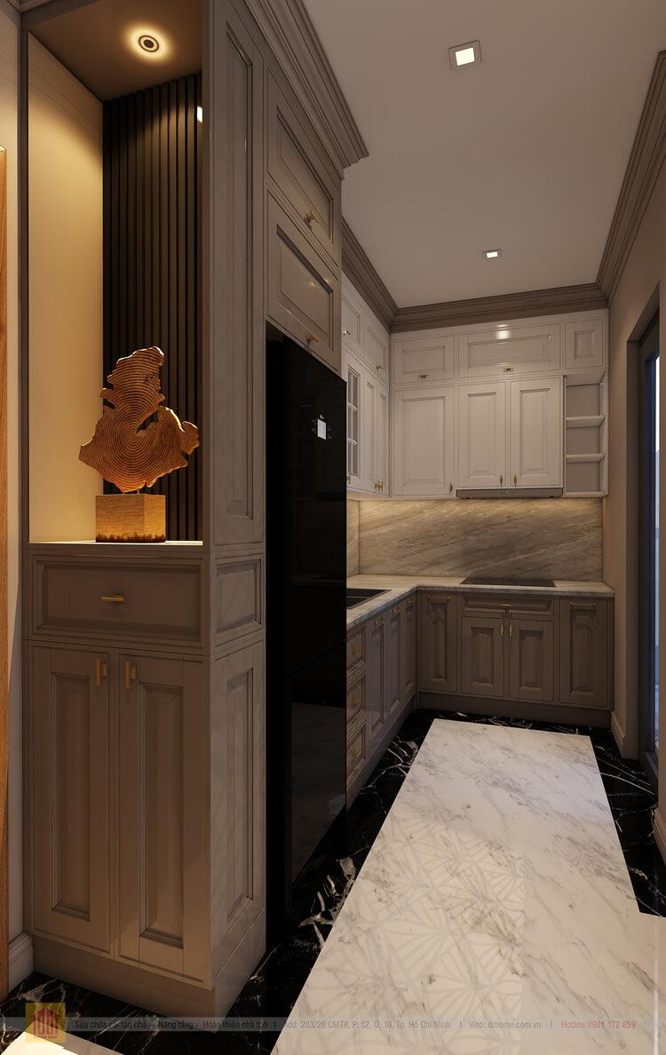Dr. Home thiet ke cho A Thuy-Livingroom-View06