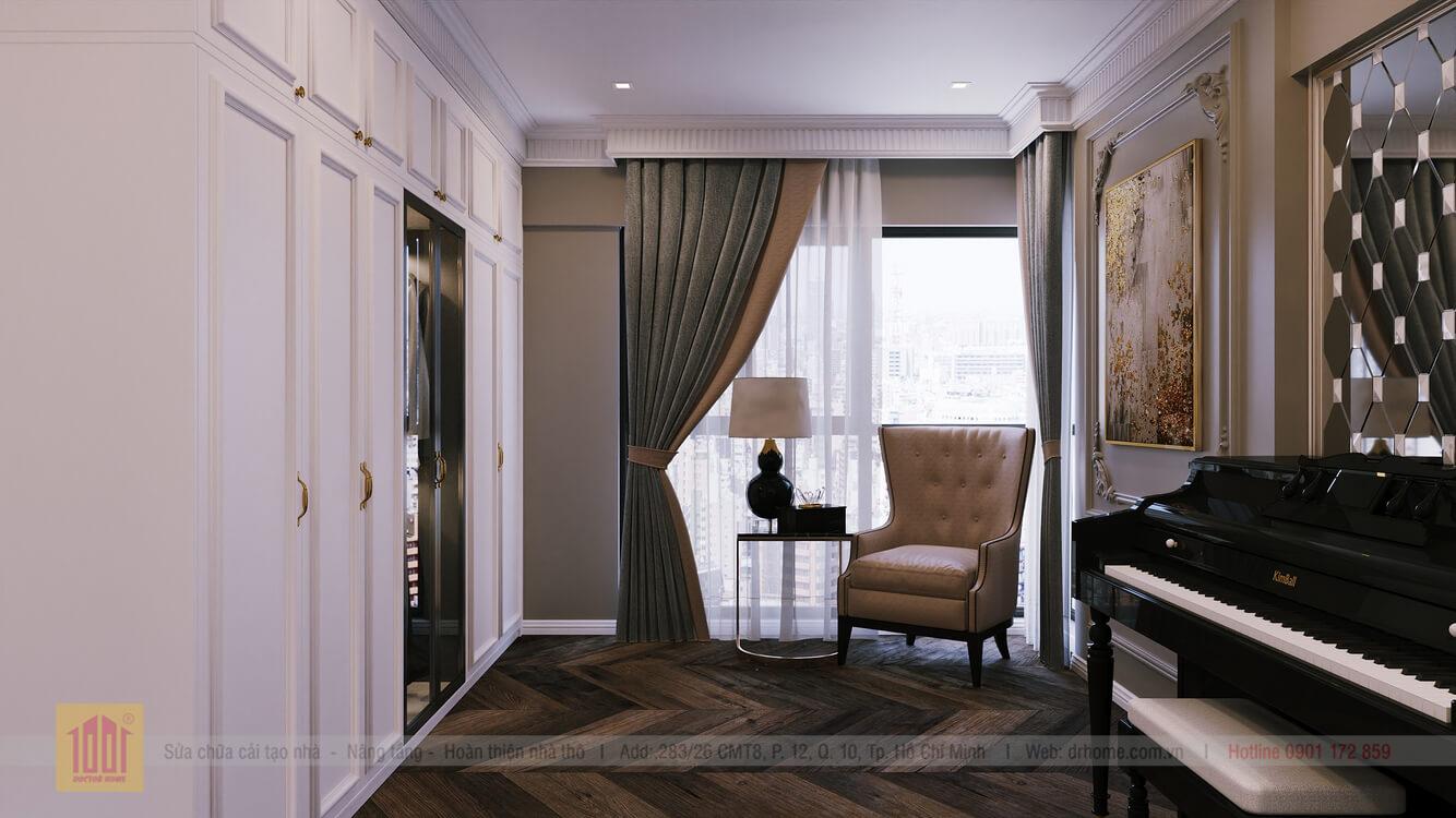 Dr. Home thiet ke cho A Thuy-Master room-View02