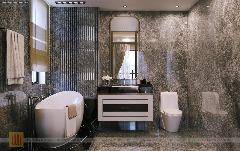 Dr. Home thiet ke cho A Thuy-Master room-View06