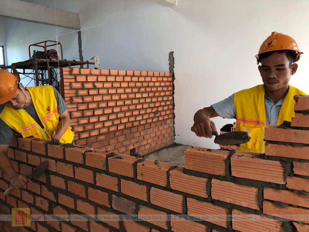 Quy Chuẩn Xây Dựng Về Xây Tường Nhà