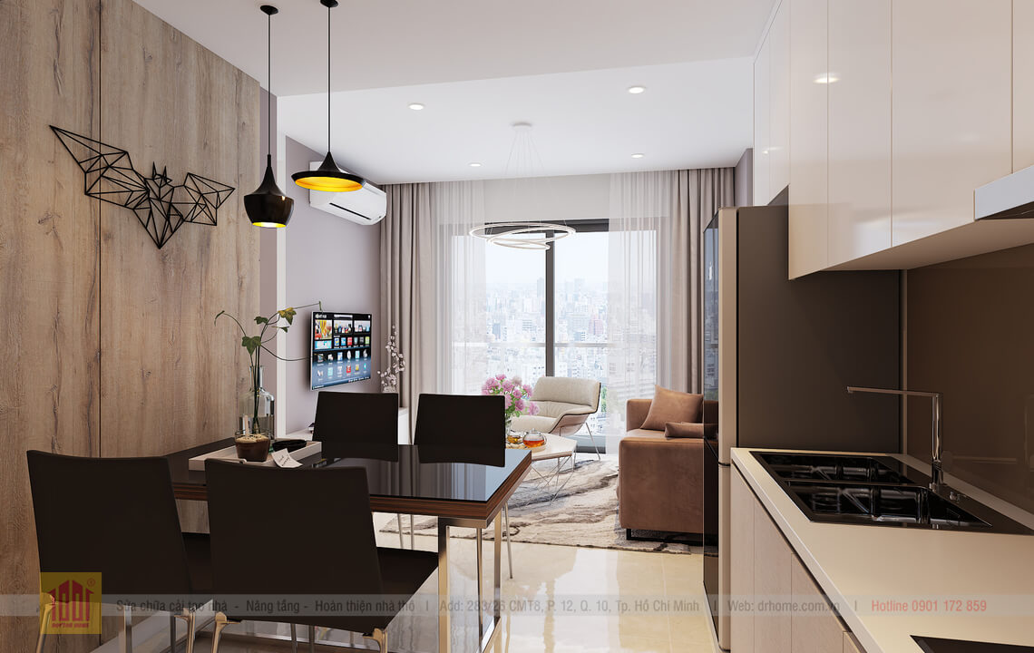 Doctor Home thiet ke hoan thien can ho giao tho chi Quynh A2502-P Khach-View04