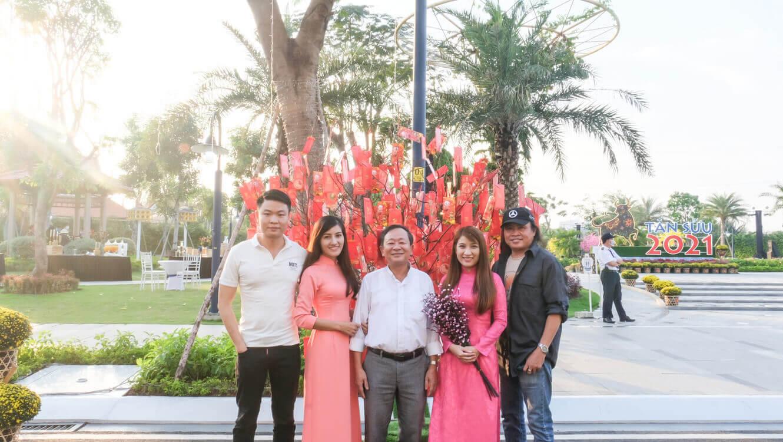 Hội Hoa Xuân Cùng Doctor Home Tại Verosa Park Khang Điền