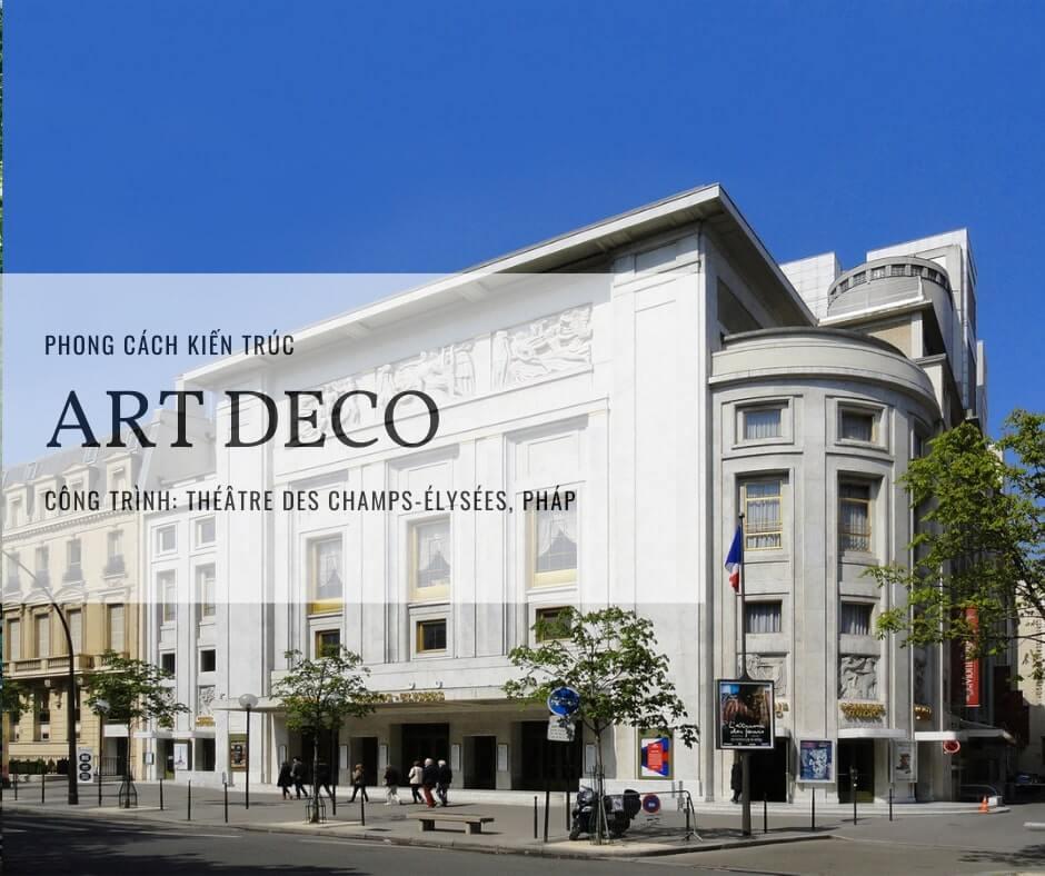 Théâtre des Champs-Élysées, Pháp